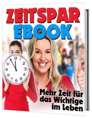 eBook: Zeitsparen